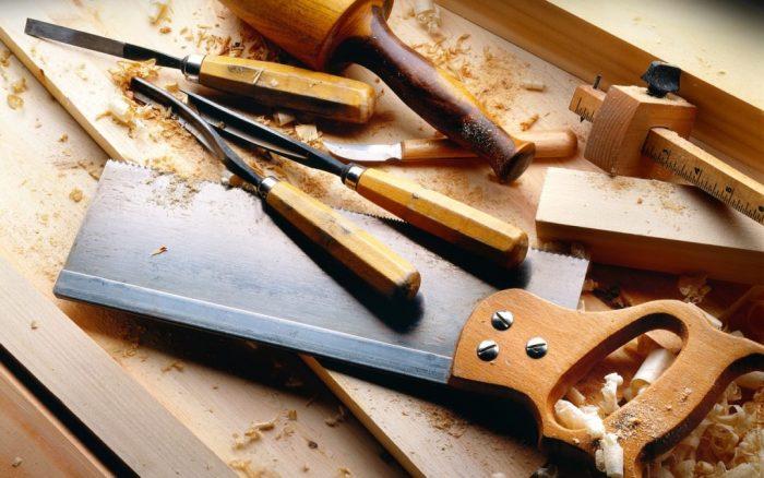Devenir charpentier
