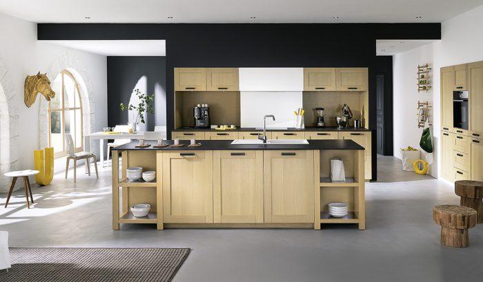 Fabriquer une cuisine en bois