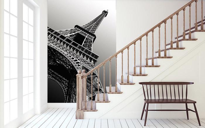 Décorer les marches de son escalier