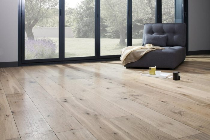 Rénover un vieux plancher en bois
