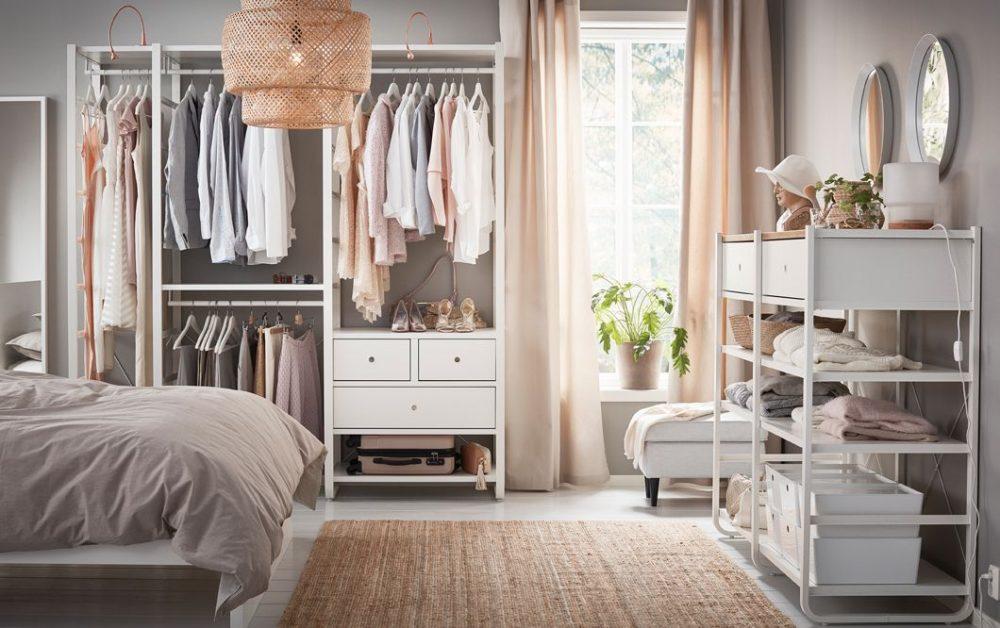 Que faire pour avoir une chambre bien rangée ?