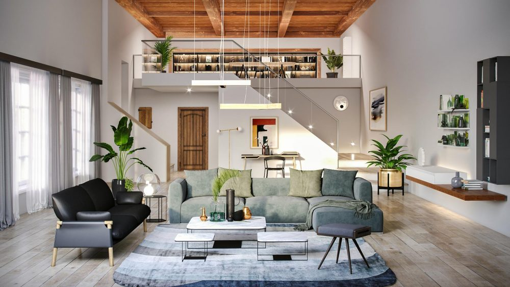 Quel type de canapé pour quel style de salon ?