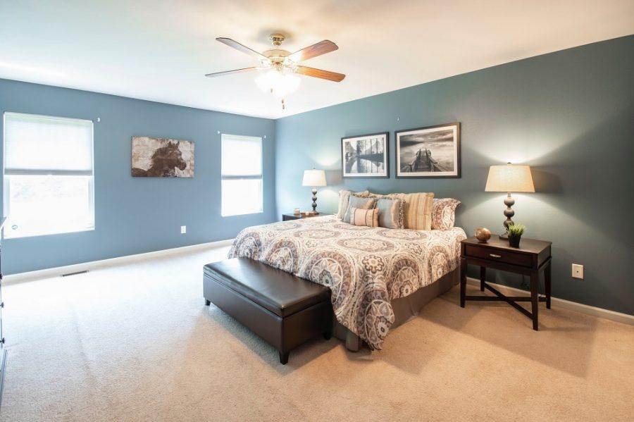 Quels tons choisir dans sa chambre pour être plus serein ?