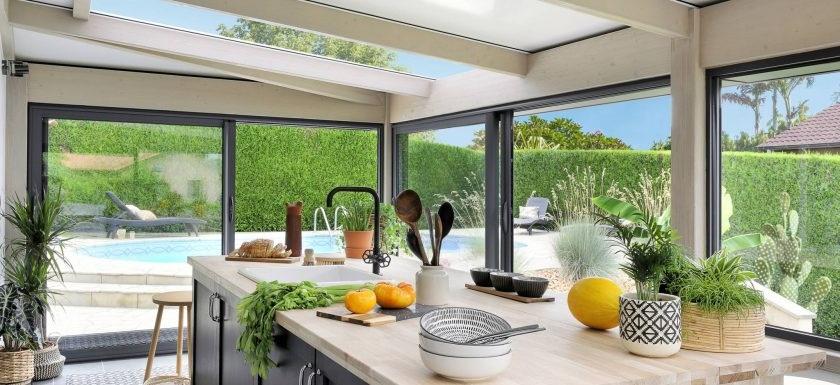Quelles sont les idées de cuisine extérieure ?