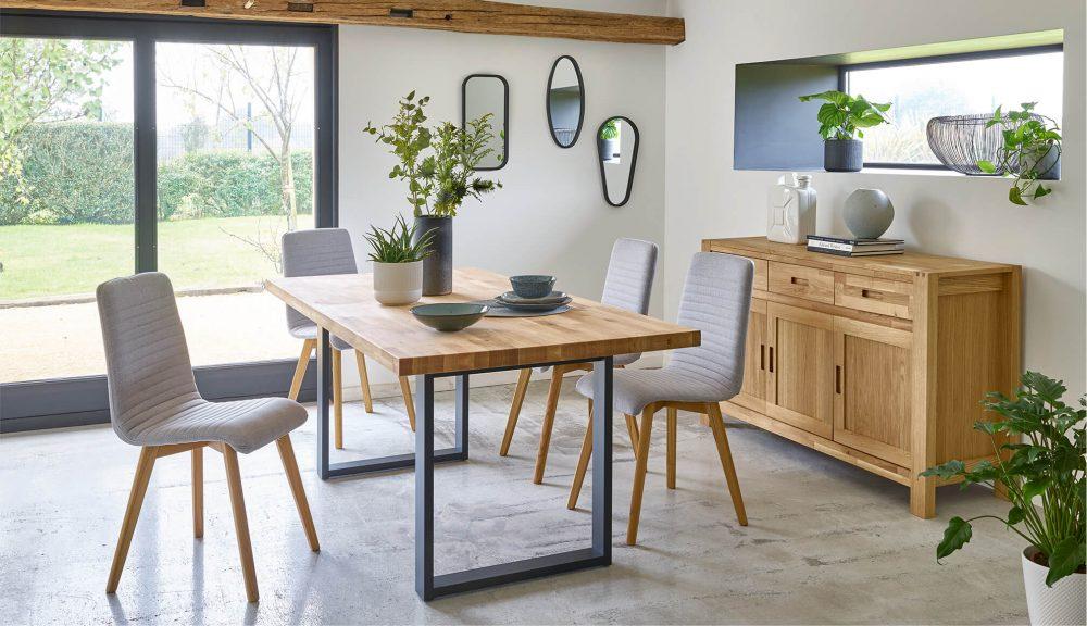 Comment avoir une jolie table de salle à manger ?