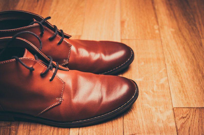Les mauvaises odeurs des chaussures dans la chambre